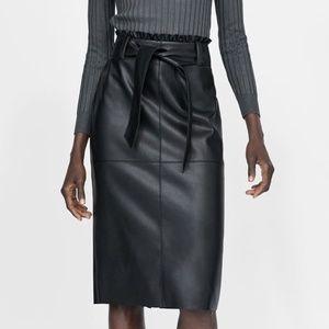 NWOT Zara Skirt
